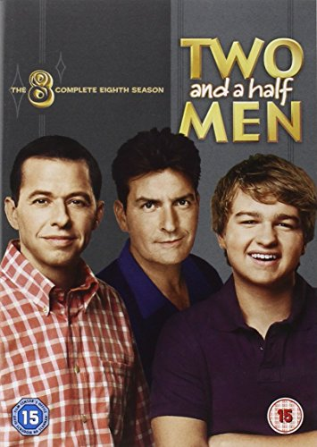 Two and a half men - Season 8 [UK Import]