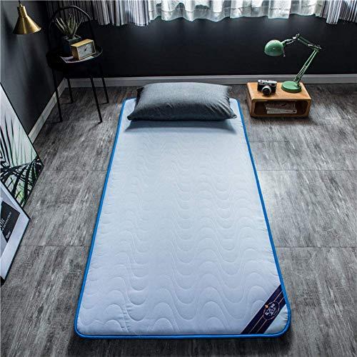 ZLJ Colchón de futón Grueso colchón de Tatami Doble Individual Warm tapete de Tatami Plegable para colchón tapete de Tatami japonés para Dormir Cama portátil colchones de Camping D 200x220c