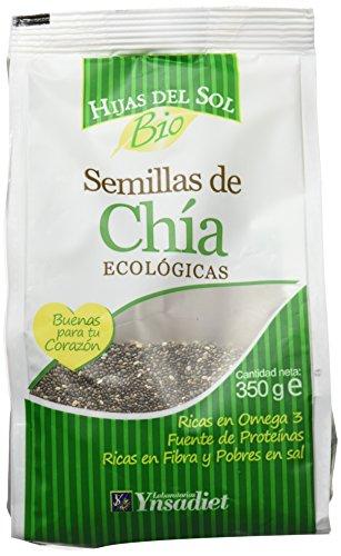 Hijas Del Sol Bio Semillas De Chía - 350 gr