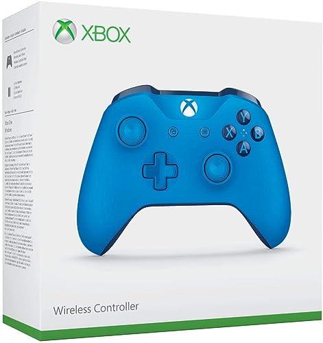 Manette sans fil pour Xbox One - bleu