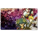 Duel for Your Life – Juego de mesa Yugioh Juego de mesa de juego Tamaño 60 x 35 cm Mousepad MTG alfombra de juego para Yu-Gi-Oh! Pokemon Magic The Gathering