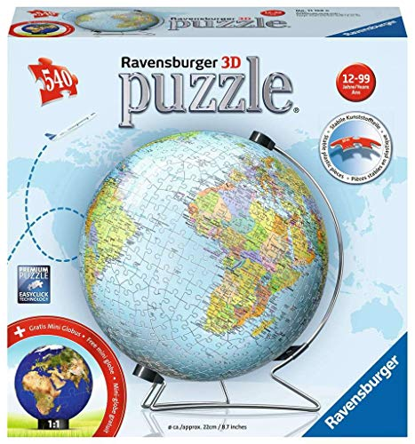 Ravensburger Globus in Deutscher Sprache
