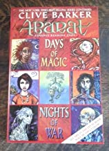 Abarat Days of Magic Night of War (Advanced Reading Copy) With Limited Edition Cd-Rom Sampler