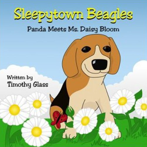 Panda Meets Ms. Daisy Bloom audiobook cover art