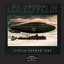 Live In Europe 1969