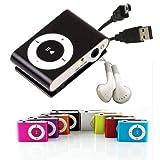 La TiendaZ - Mini baladeur MP3 Avec écouteurs et USB Style iPod