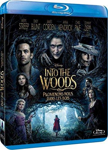BLU-RAY - Into The Woods (1 Blu-ray)