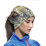 Neck Gaiter Industrial, Wrecked Wall Windproof Face Cover Keep the Wind, Sun and Dirt off Your Face 10 x 11.6 Inch