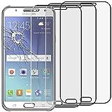 ebestStar - [Lote x3 Cristal Templado Compatible con Samsung J5 Galaxy SM-J500F (2015) Protector de...