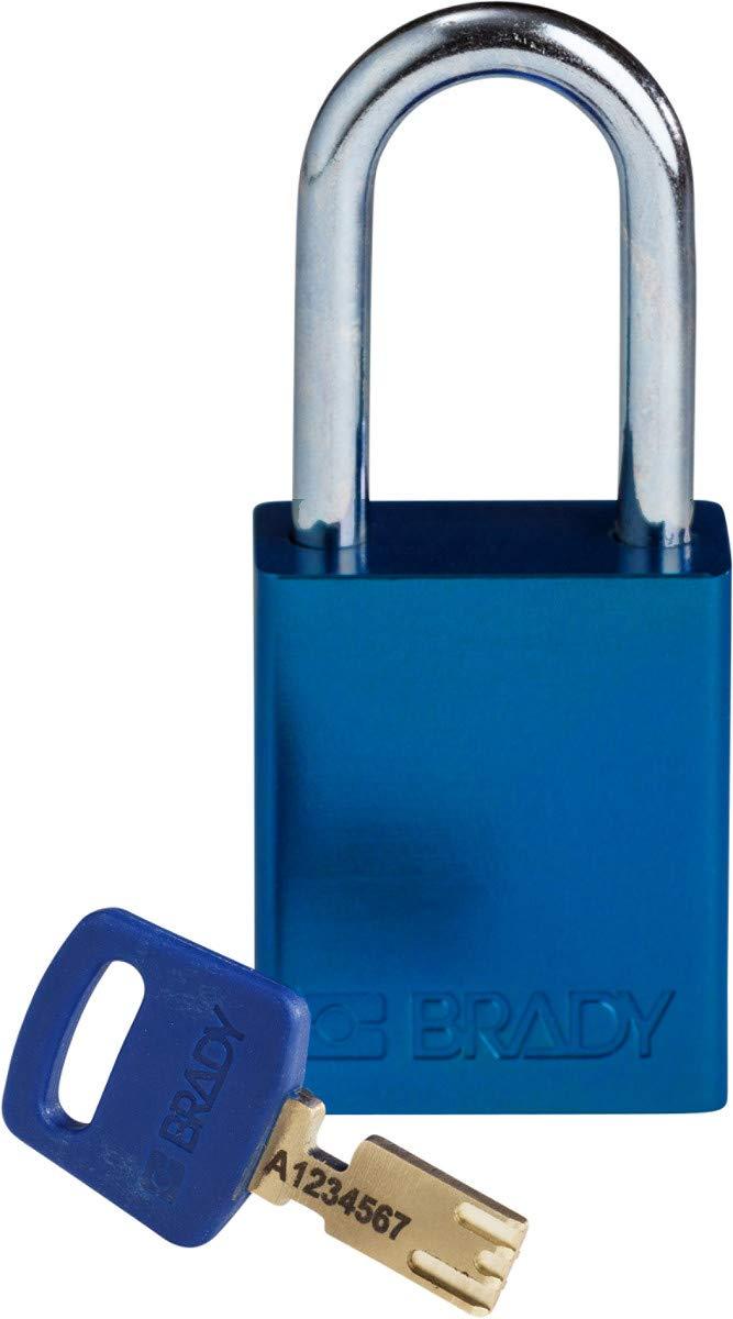Brady SafeKey Lockout Padlock - 1.5
