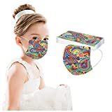 WZLL 5PC The Child Baby Yoda Fashion Unisex Tela Ma_SK Lavable y Reutilizable Protector Facial Pasamontañas Diademas para Adultos Deportes al Aire Libre