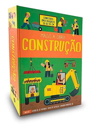 MÃOS À OBRA: CONSTRUÇÃO
