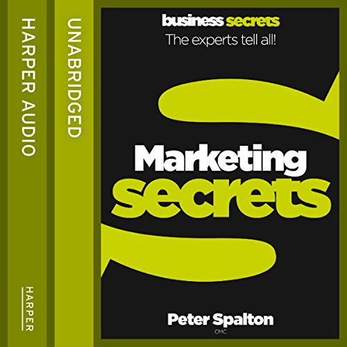 Marketing Secrets  By  cover art