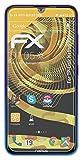 atFolix Panzerfolie kompatibel mit TP-Link Neffos X20 Schutzfolie, entspiegelnde & stoßdämpfende FX Folie (3X)