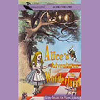 Alice's Adventures in Wonderland (Dramatized) cover art