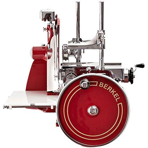 Berkel - Rebanadora - Cortafiambres Manual P15 - Rojo - Limited Edition