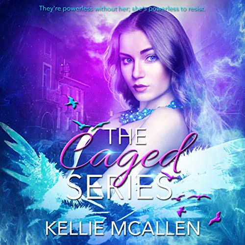 The Caged Series: Reverse Harem Teen Paranormal Romance cover art