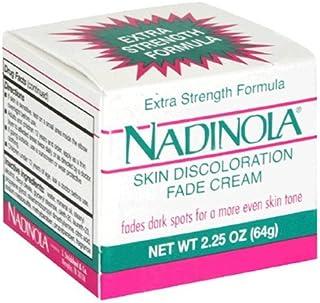 Nadinola Discoloration Fade Cream 2.25oz Extra Strength (並行輸入品)