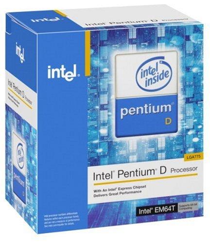 Intel Pentium d 820, 2,8 Skt775
