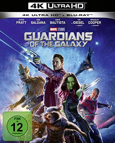 Guardians of the Galaxy 4K Ultra HD (+ Blu-ray)