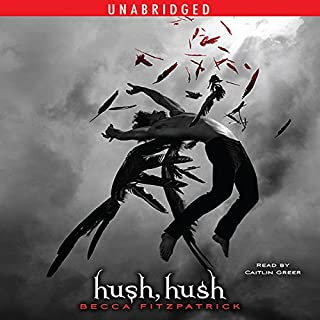 Hush, Hush cover art