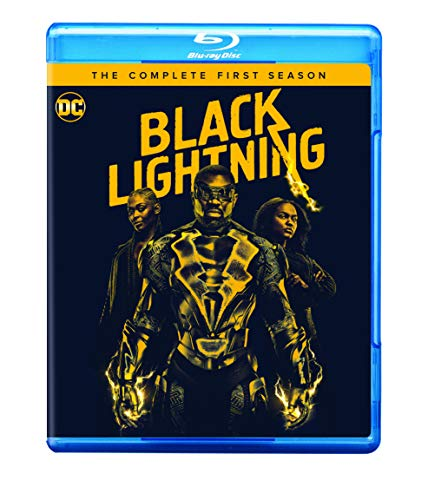 Black Lightning: Season 1 (BD) [Blu-ray]
