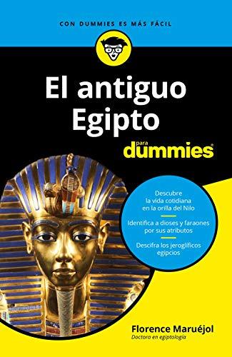 El antiguo Egipto para Dummies eBook: Maruéjol, Florence, Chueca ...