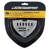 JAG WIRE(ジャグワイヤー) Universal Sport Brake Cable Kit ブラック UCK400