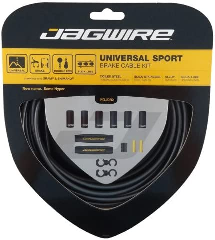 Jagwire - Popularity Universal Sport DIY Bike Cable Kit or MTN Road B for online shop