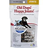 Ark Naturals Old Dog Happy Joints - Gray Muzzle - 90 chews - Gluten Free - Yeast Free - Wheat Free
