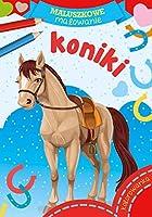 Maluszkowe malowanie Koniki