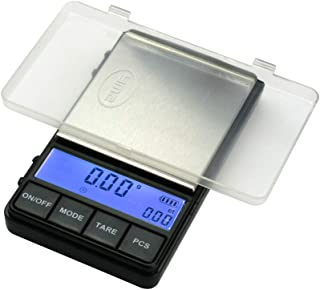 American Weigh Scales AC Pro Series Digital Pocket Weight Scale, Black, 200 x 0.01G (ACP-200)