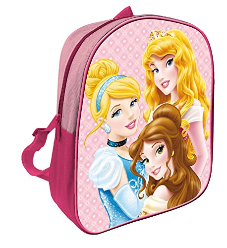 Princesas Disney - Mochila Infantil (Fantasy Store PR0653/AS6698)