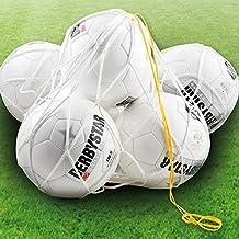 B&D B + D–Bolsa de Red para 12balones de fútbol
