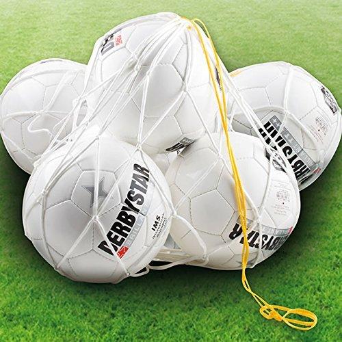 B+D Bolsa de Malla para 12 balones de fútbol