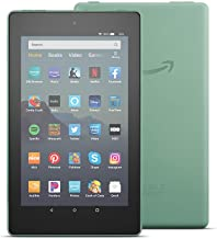 "Fire 7 Tablet (7"" display, 16 GB) - Sage + Kindle Unlimited (with auto-renewal)"
