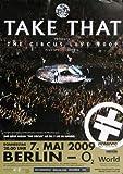 Take That - Berlin, Berlin 2009 » Konzertplakat/Premium