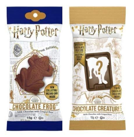 Harry Potter Schokoladenfrosch & Schokoladencreaturen