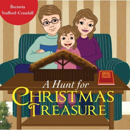 A Hunt for Christmas Treasure cover art