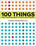 Livre : 100 Things Every Designer Needs to Know About People