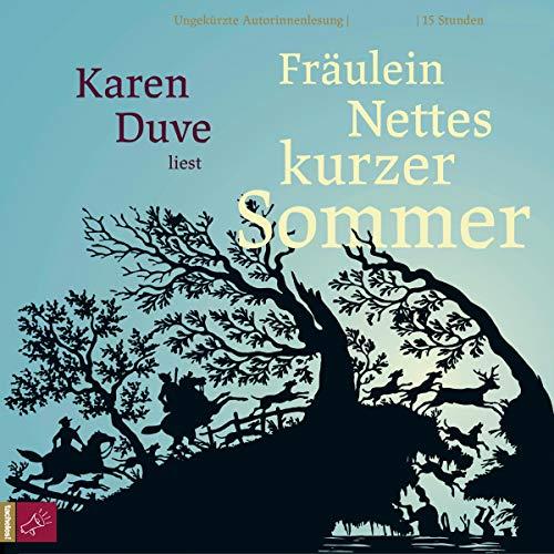 Fräulein Nettes kurzer Sommer audiobook cover art