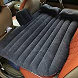 AREO Carbed Inflatable Mattress, Air Bed, with Two Air Pillows, Car Air Pump