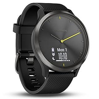 Garmin 010-01850-01 Vivomove HR Sport Smartwatch (B0799DQZYY) | Amazon price tracker / tracking, Amazon price history charts, Amazon price watches, Amazon price drop alerts