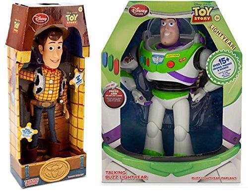 Toy Story 12-Inch Talking Buzz...