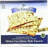 Yehuda Matzo Squares 10,5 Ounce không chứa gluten Gói 3