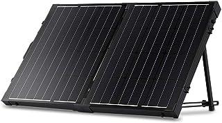 Renogy 100W 折畳式 高発電効率 太陽光発電 単結晶ソーラーパネル 携帯便利 RV・キャンピングに最適【日本倉庫出荷、3年品質保証】