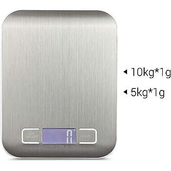 Balance De Cuisine Numerique Balance Electronique 5 Kg Poids