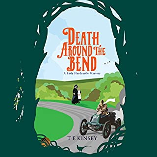 Death Around the Bend cover art