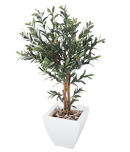 Closer 2 Nature Artificial Flower, Künstlicher Olivenbaum, 90 cm, grün