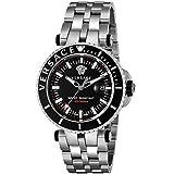 [ヴェルサーチ] 腕時計 V-Race Diver VAK030016 並行輸入品 シルバー